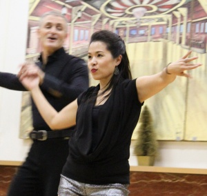 Annie Dance 4