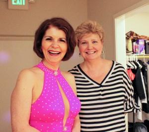 Judy and Theresa