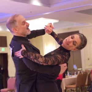 Matt and Nicole Tango 2