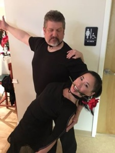 Frank and Yach Tango 2016